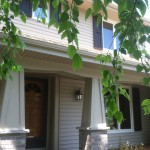 Custom pillars midlands siding & Windows Omaha NE